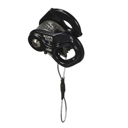 Wild Country Ropeman 2 Ascender - Black