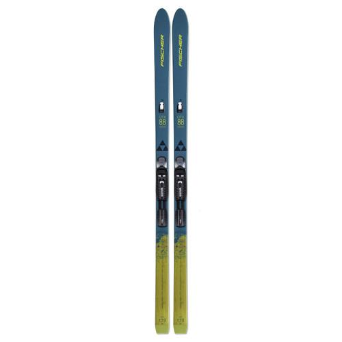 Fischer Excursion 88 Crown/Skin Xtralite Cross Country BC Ski