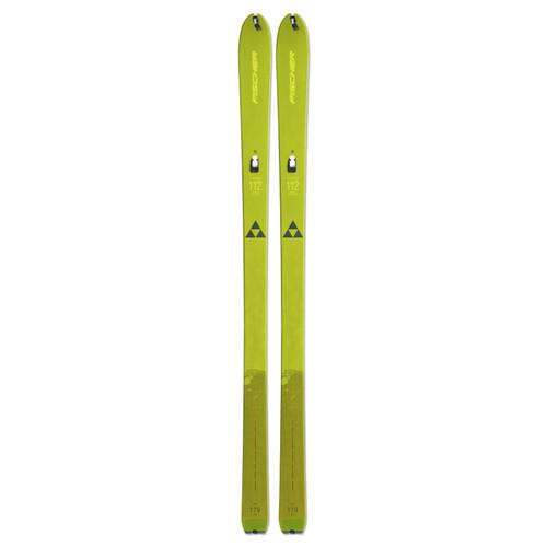 Fischer S-Bound 112 Crown/Dual Skin Xtralite Backcountry Ski