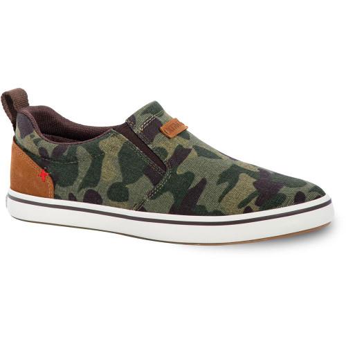 Xtratuf Sharkbyte Canvas Deck Shoe -Men's