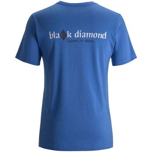 Black Diamond Diamond C Tee Shirt - Back