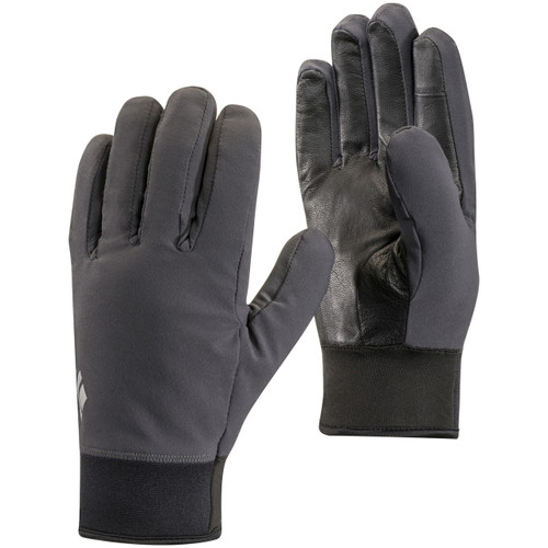 Black Diamond Midweight Softshell Gloves - Men's