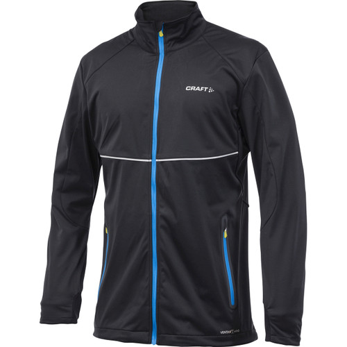 Craft Performance Cross Country Light Soft Shell Jacket - Men's