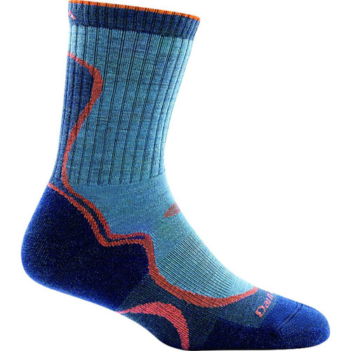 Darn Tough Micro Crew Light Cushion Hiking Socks - Women's