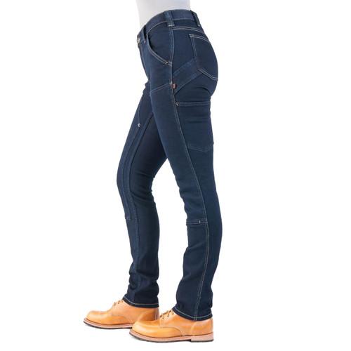 Dovetail Workwear Mavin Slim Power Stretch Denim - Women's