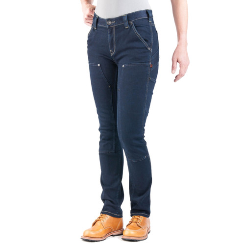 Dovetail Workwear Mavin Slim Power Stretch Denim - Women's