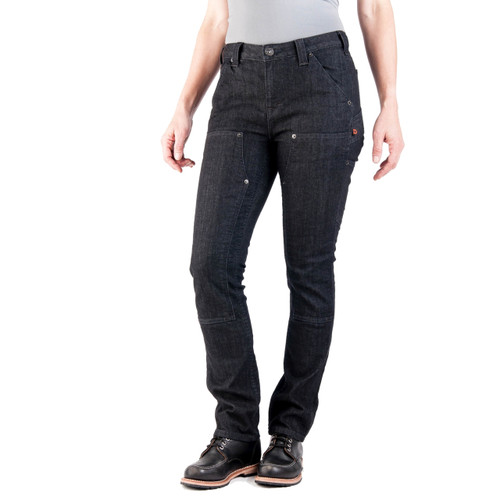 Dovetail Workwear Mavin Slim Stretch Denim - Women's