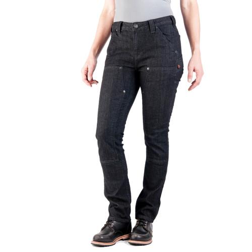 Dovetail Workwear Mavin Slim Stretch Denim - Women's