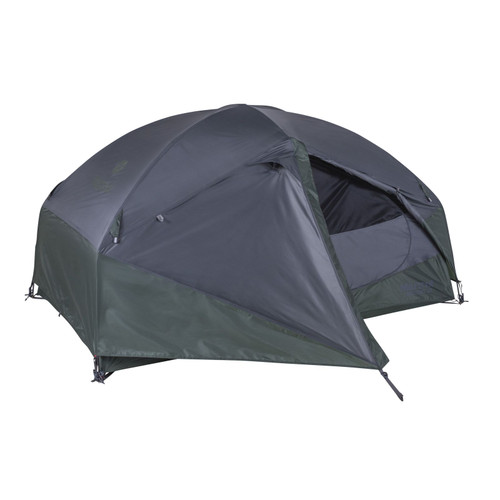 Marmot Limelight 2 Person Camping Tent w/ Footprint - Cinder/Crocodile