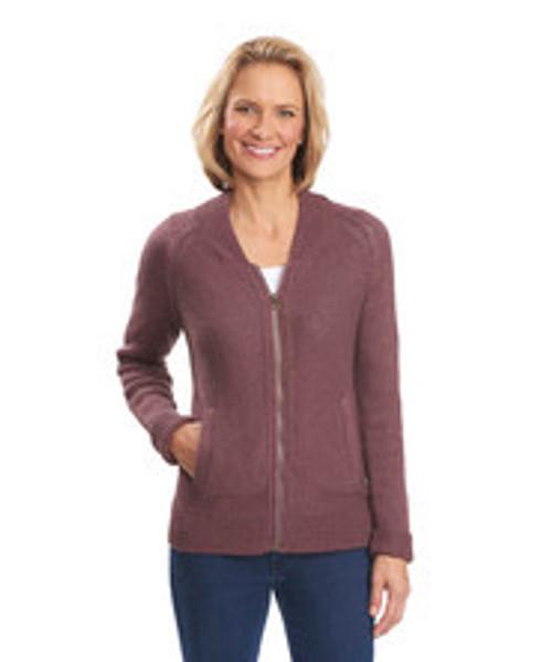 Woolrich Alpine Ascent Bomber Sweater - Women's