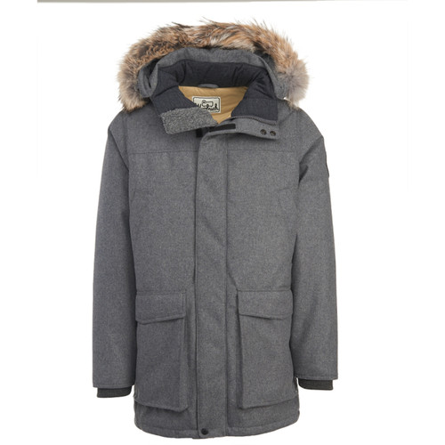Woolrich Wool Patrol Down Parka - Men's