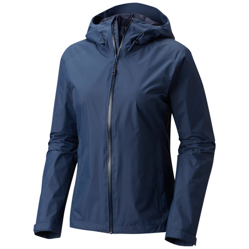 Mountain Hardwear Finder Jacket - Women's - Zinc