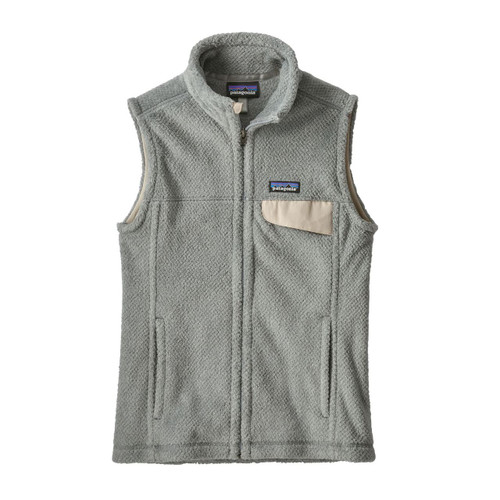 Patagonia Re-Tool Vest - Women's - Tailored Grey - Nickle X-Dye w/Calcium