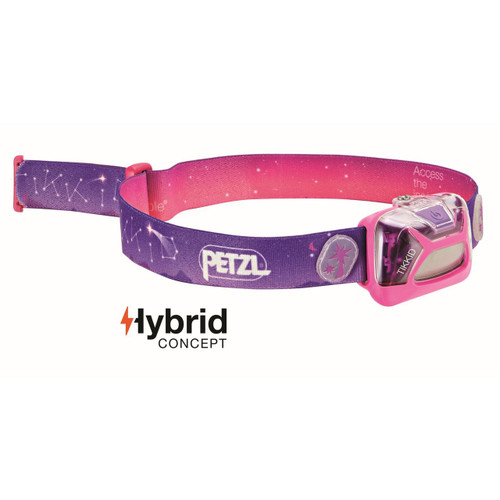 Petzl Tikkid Headlamp - One Size - Pink