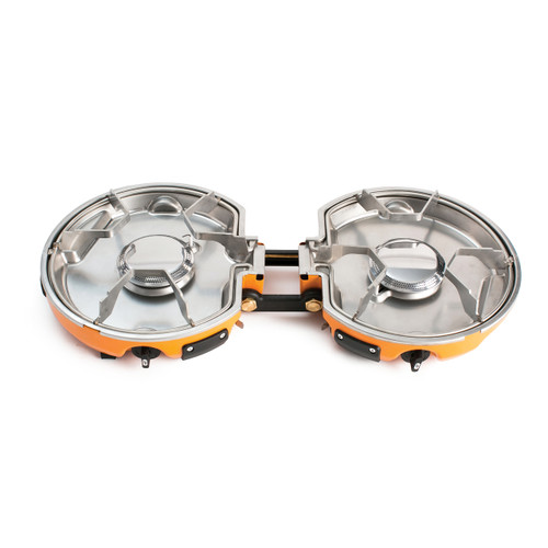 Jetboil Genesis 2 Burner Stove - One Size - Gray