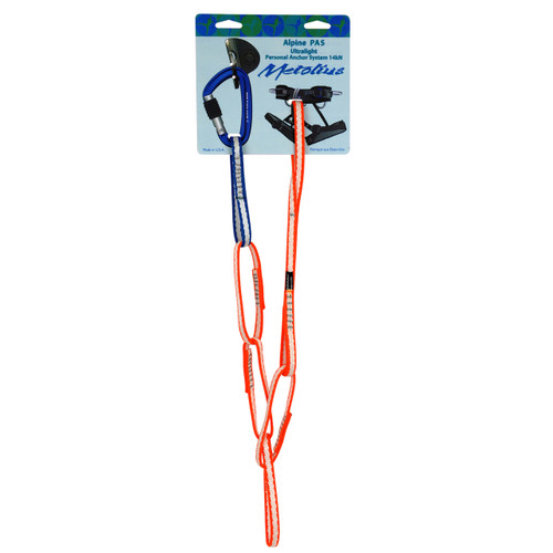 Metolius Alpine PAS - Orange/Blue