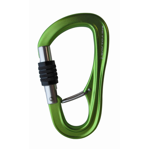 Metolius GateKeeper Locking Belay Carabiner