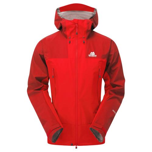 Mountain Equipment Quarrel Jacket - Men's - Imperial Red/Barbodos