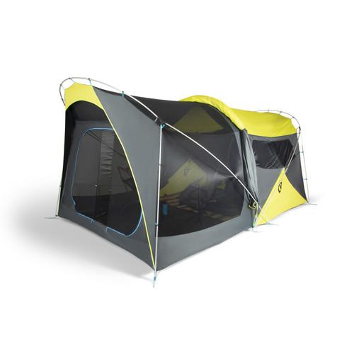 Nemo Wagontop 8 Person Camping Tent - Goodnight Grey/Lumen