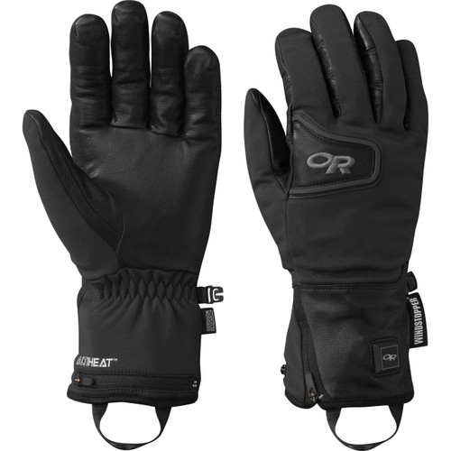 Outdoor Research Stormtracker Heated Gloves - Men's