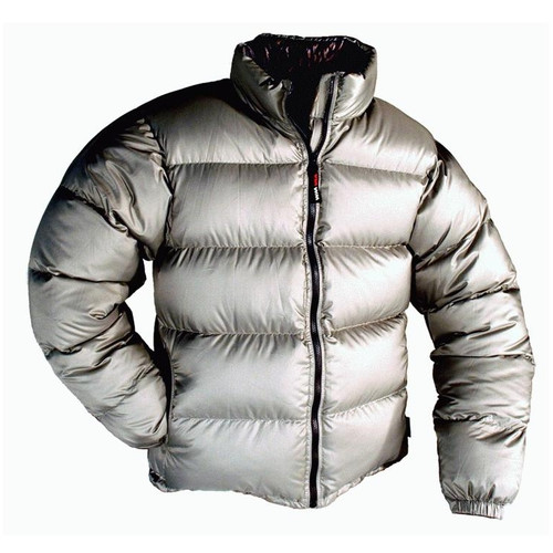 Western Mountaineering Flight Jacket - Grey