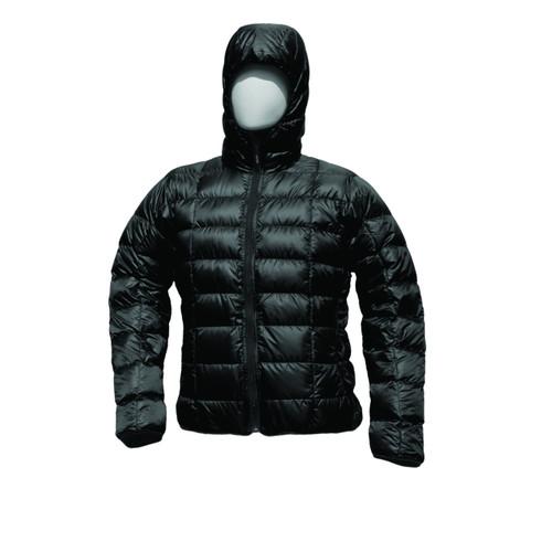 Western Mountaineering Hooded Flash Jacket - Men's - Black