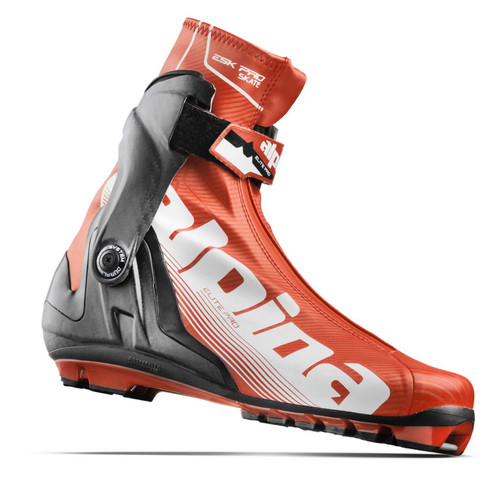Alpina ESK Pro WC Skate Boots - Men's - Red/Black/White