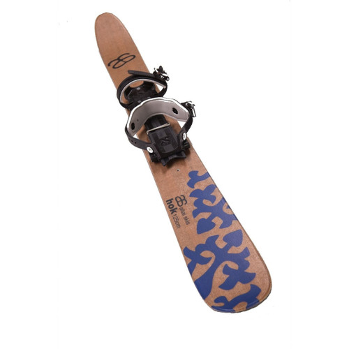 Altai Hok Ski w/ Xtrace Pivot Bindings - Natural Brown