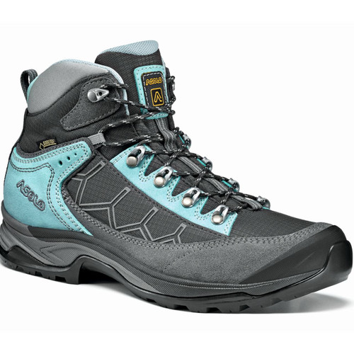 Asolo Falcon GV Hiking Boots - Women's - Grey/Graphite