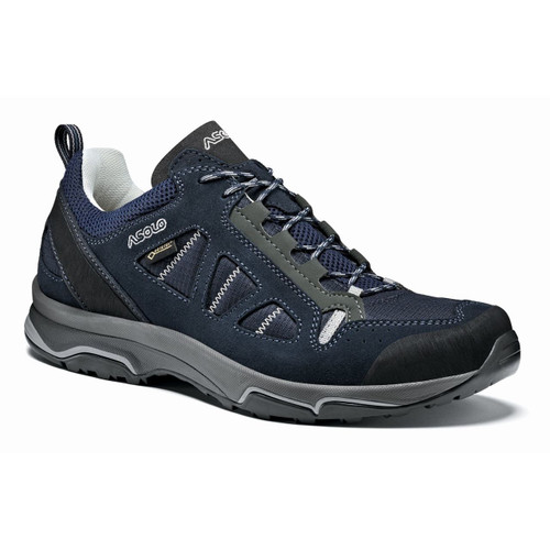 Asolo Megaton GV Hiking Shoes - Men's - Blueberry/Night Blue