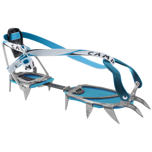 CAMP Stalker Crampon - Semi Automatic - One Size - Blue