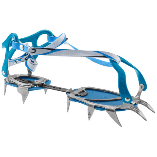 CAMP Stalker Crampons - Universal - One Size - New Blue
