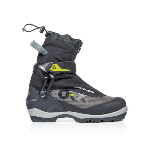 Fischer Offtrack 5 BC Cross Country Ski Boot - Men's - Black