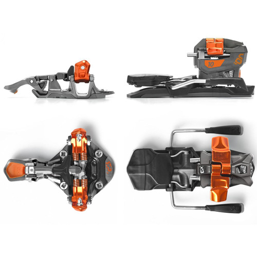 G3 ION 10 Bindings with Brakes