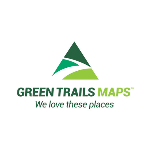 Green Trails Alpine Lakes West Map
