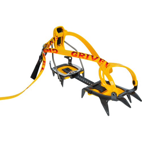 Grivel G10 New-Matic Crampons