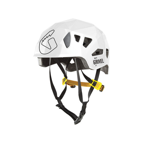 Grivel Stealth HS Climbing Helmet - One Size - White