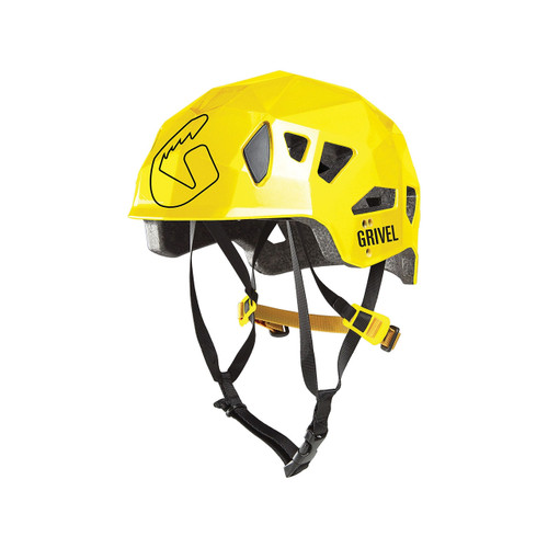 Grivel Stealth HS Climbing Helmet - One Size - Yellow
