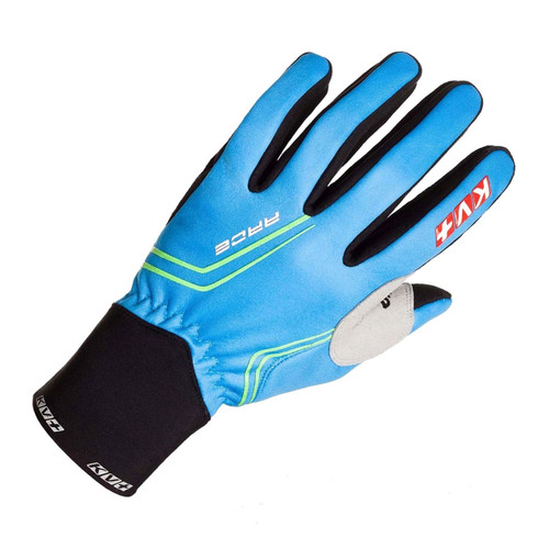 KV+ Race Gloves - Men's - Royal/Black
