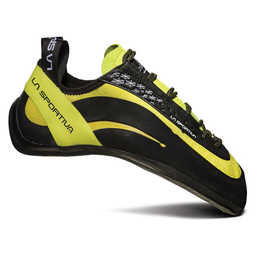 La Sportiva Miura Rock Climbing Shoes - Men's -Lime