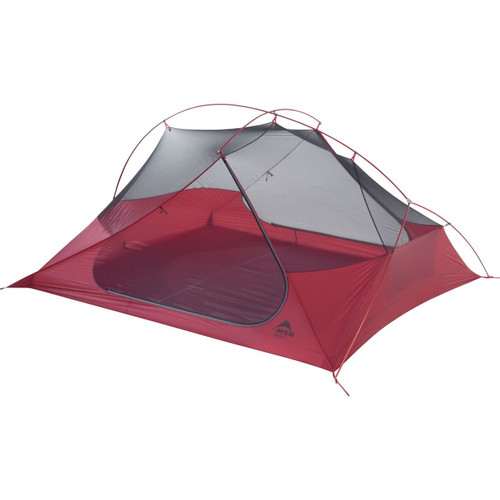 MSR FreeLite 3 Person Backpacking Tent - One Size - Red