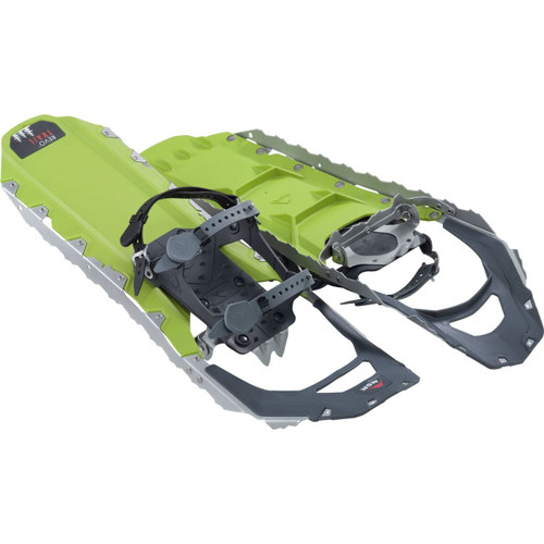 MSR Revo Trail Snowshoes - Men's - Rave Green