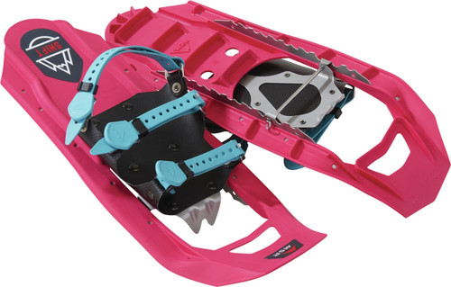 MSR Shift Snowshoes - Kid's - Electric Pop Pink
