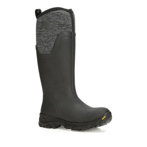 Muck Boots Arctic Ice Tall Boots - Women's - Black/Heather Jersey