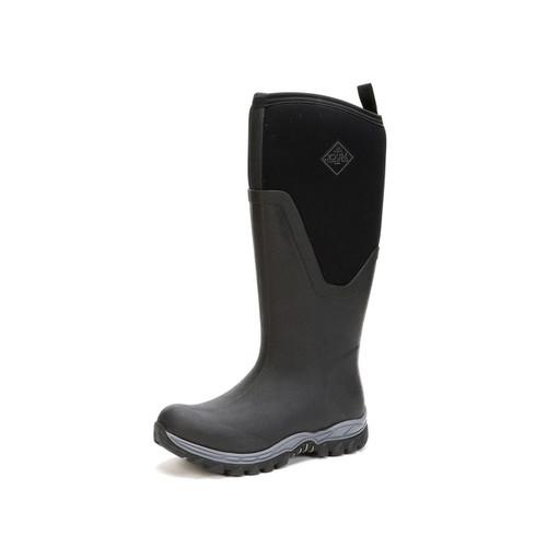 Muck Boots Arctic Sport II Tall - Women's - Black/Black