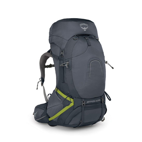 Osprey Atmos AG 65 Backpack - Men's - Abyss Grey