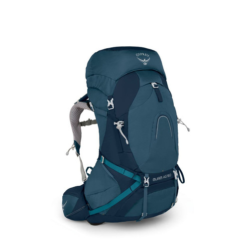 Osprey Aura AG 50 Backpack - Women's - Challenger Blue