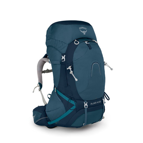 Osprey Aura AG 65 Backpack - Women's - Challenger Blue