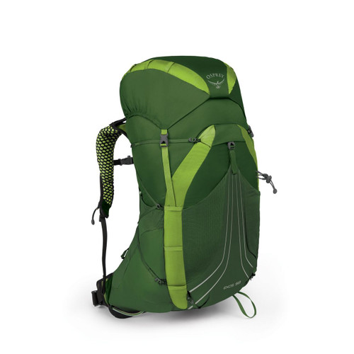 Osprey Exos 58 Backpack - Men's -Tunnel Green