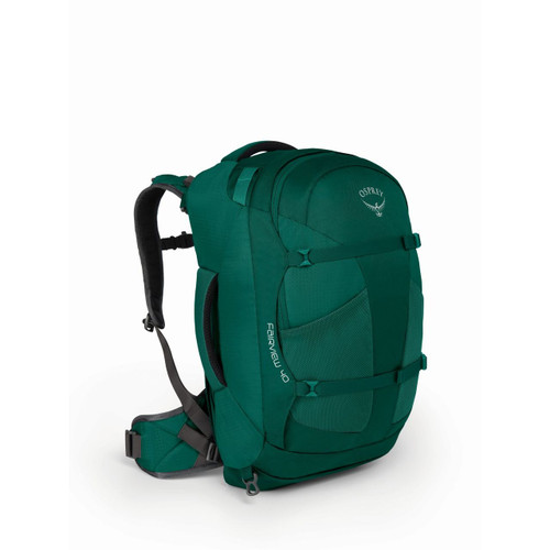 Osprey Fairview 40 Travel Pack - Women's - Rainforest Green